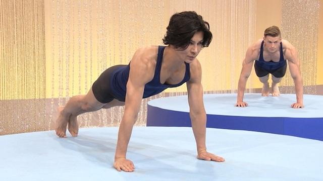 武田真治の筋肉に関するNHKでの発言と画像が話題に!さらに顔が変わったか比較した結果・・・