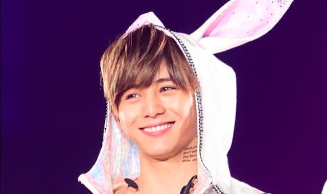 Hey!Say!JUMP山田涼介の体にあるのはタトゥー?それともタトゥーシール!?