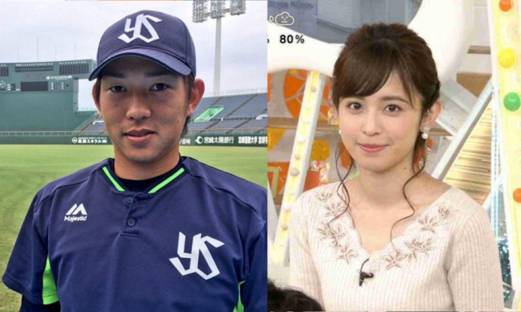 久慈暁子と大谷翔平の熱愛の真相を解明!現在は原樹理と交際しているものの・・・