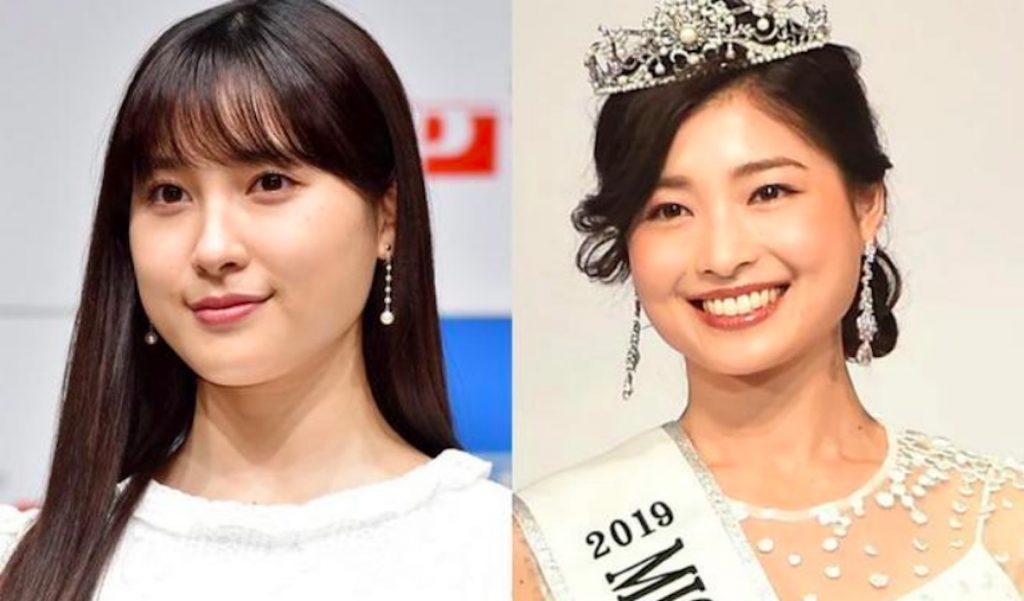 土屋太鳳の姉は富士通でチアリーダー!ミスジャパンの東京代表に・・・