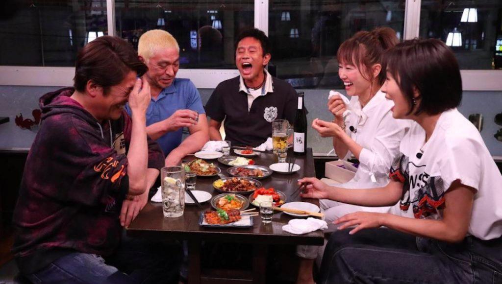 工藤夕貴と坂上忍が共演NGだった理由を本人たちが『ダウンタウンなう』で告白!