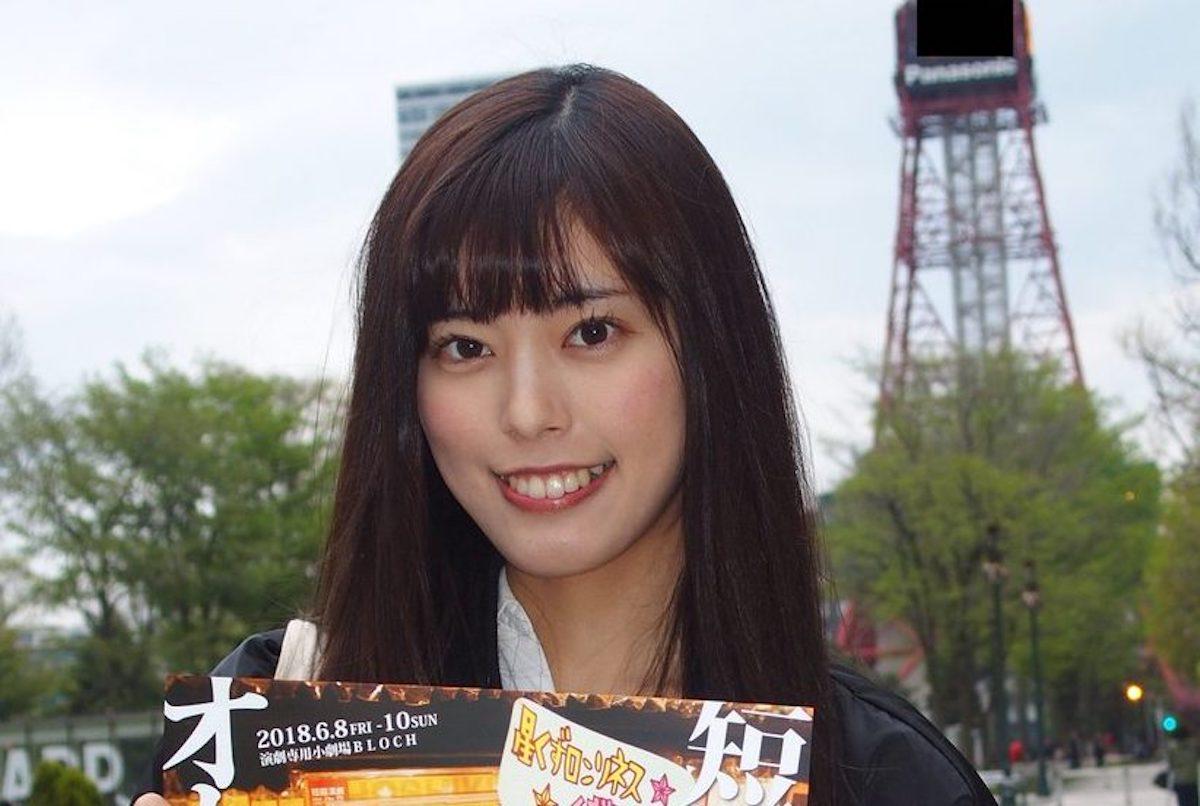 クロちゃん キス モンスターアイドル