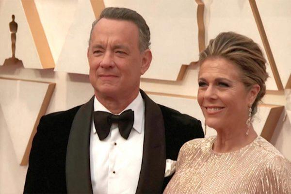 トムハンクス夫妻が新型コロナウイルスに感染!その経緯と症状がこちら・・・