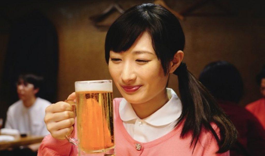 武田梨奈、ワカコ酒での姿がかわいいと話題に!