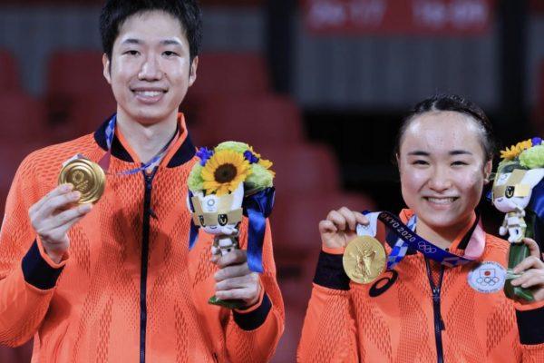 卓球の水谷隼と伊藤美誠、幼馴染の仲良しエピソード!東京五輪金メダルまでの軌跡・・・