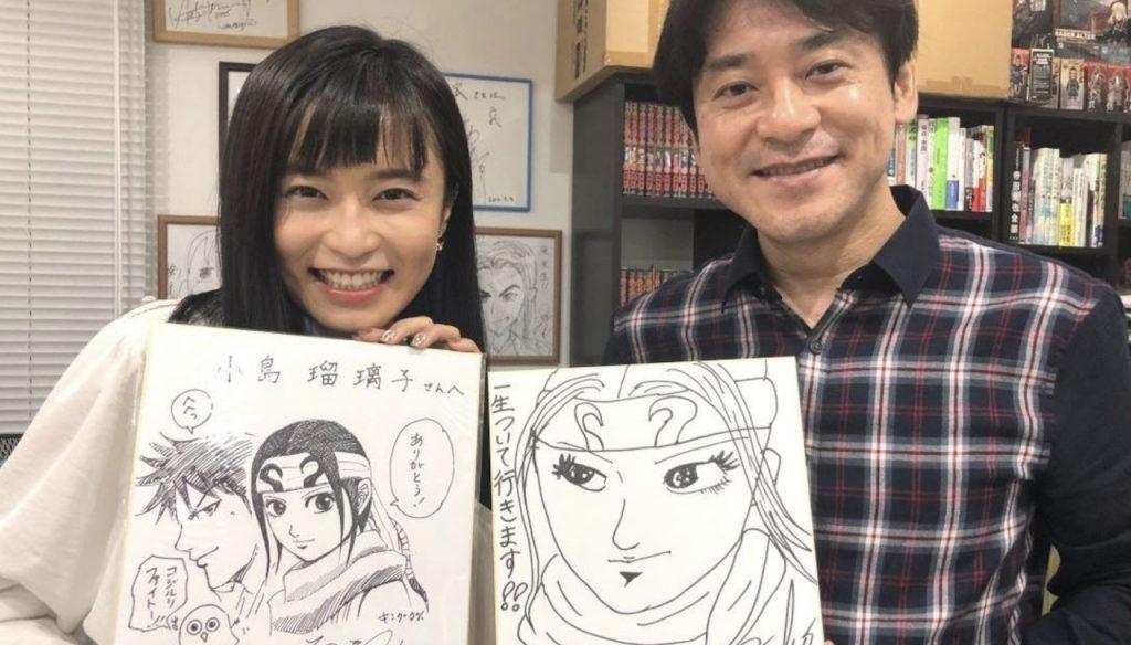 小島瑠璃子、過去の恋愛エピソード!関ジャニ村上からキングダム作者との略奪愛まで・・