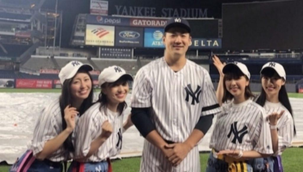 田中将大の野球そっちのけアイドルオタクエピソード!