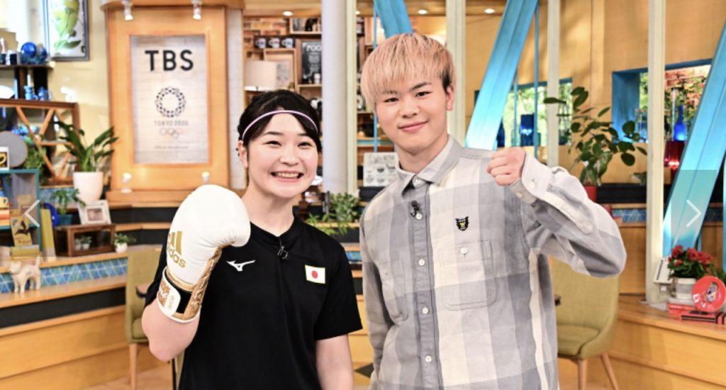 並木月海、東京五輪ボクシング銅メダリストの那須川天心とのエピソード!幼馴染の格闘家コンビ?