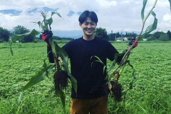 工藤阿須加の農業エピソード!父親は工藤公康、俳優と農業を両立させようとした理由とは?